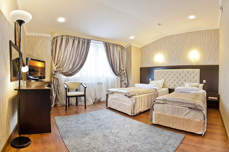 Twin Room - 2200 RUR*